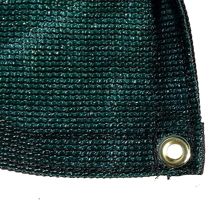 Sun Shade x 24 ft - 7 oz Premium 90% Shade Cloth Size: 8 ft Shade ...