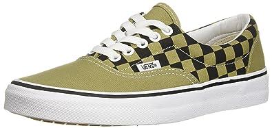 34b5406c2c58b Vans Men's Era (2 Tone Checker) Skateboarding Shoes