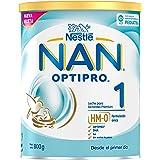 NAN OPTIPRO 1 - Leche para lactantes en polvo - Fórmula para bebé - Desde el primer día - 800g