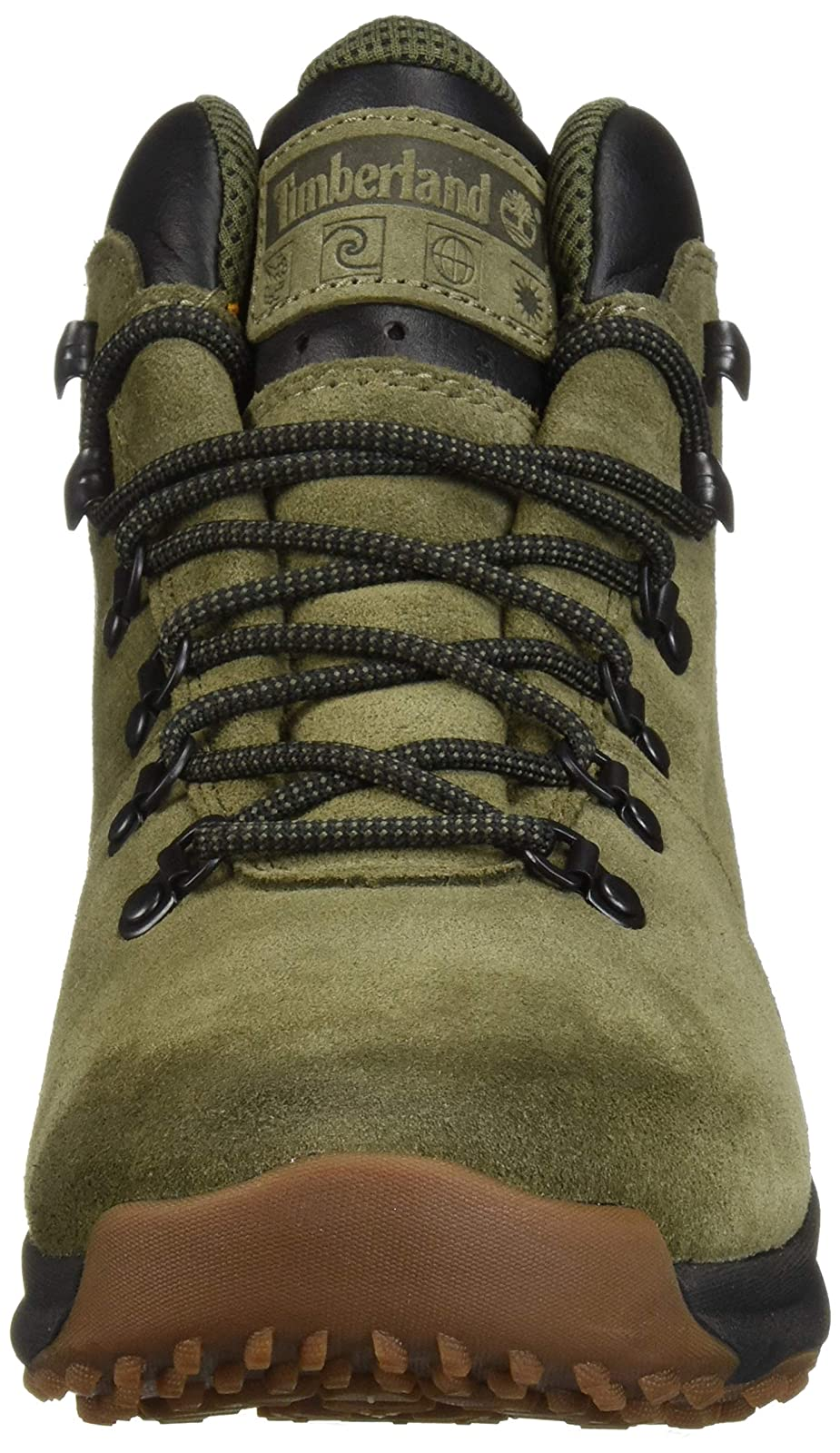 Timberland Men's World Hiker Mid Ankle TB0A1RJWA58 - 4