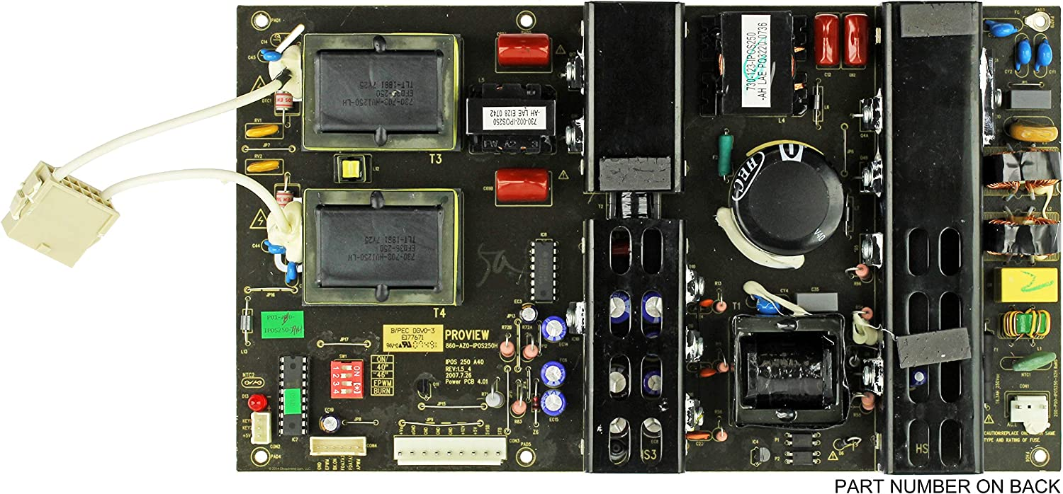 860-AB0-IPOS250W-T1H Power Supply