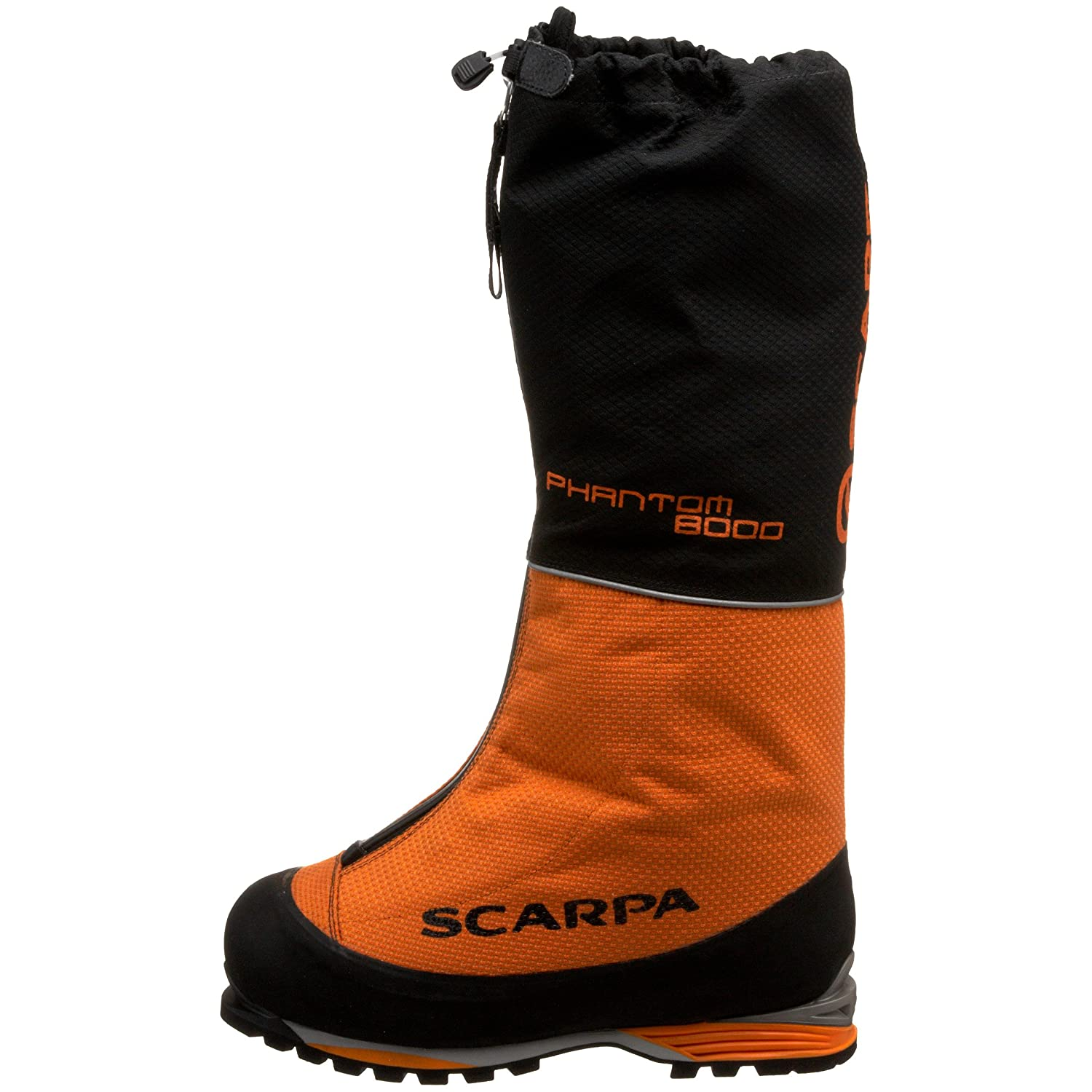 where can i buy new list later Scarpa Men's Phantom 8000 High Altitude Climbing Boot Orange ...