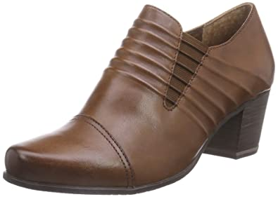Tamaris 24412 Damen Ankle Boot, Braun (Muscat 311), Gr. 37 EU (4 ... fdab62e482