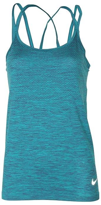 03cefcdb5b64b Amazon.com: Nike Women's Dri-Fit Knit Running Tank Top: Shoes