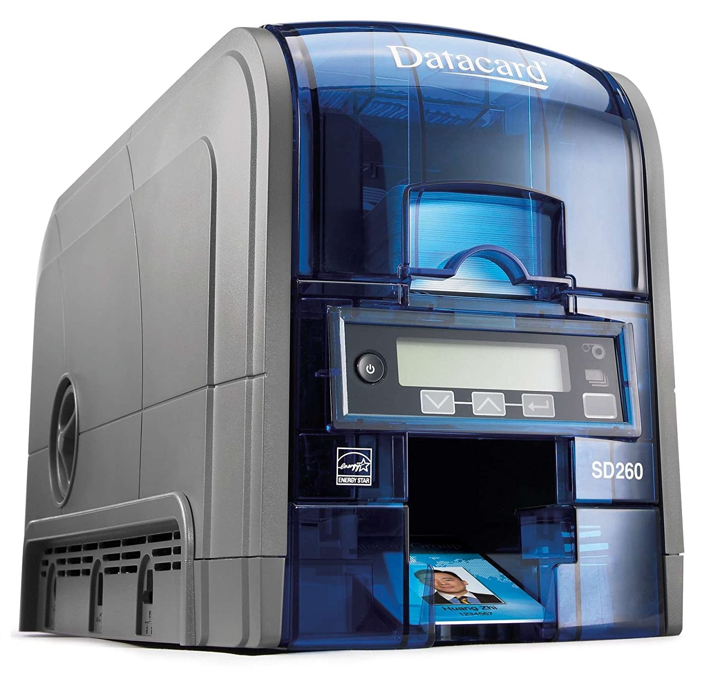 DataCard SD260 impresora de tarjeta plástica Pintar por ...
