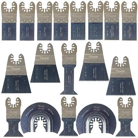 10x Multi Tool Blades Quick 35mm Precision Wood for Bosch Dewalt Fein Stanley UK