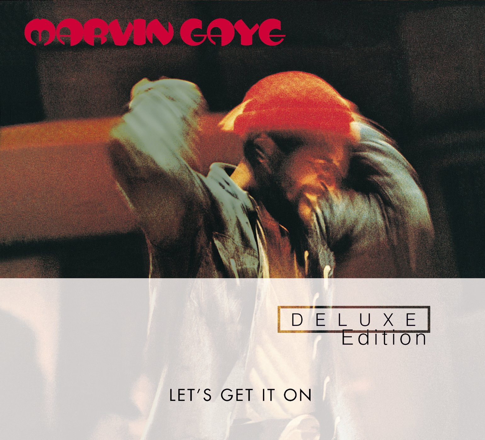 Let's Get It On [Deluxe Edition] by GAYE,MARVIN