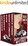 Skip Langdon Vol. 6-10 : Five Gripping Police Procedural Thrillers (The Skip Langdon Series)