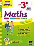 Maths 3e Spécial brevet: cahier d'entraînement et de révision