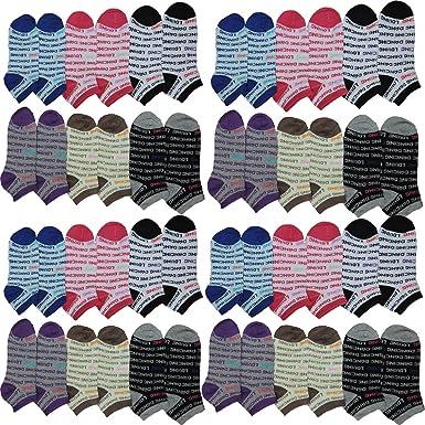 PESAIL 10 paires chaussettes Baskets FEMME Taille 35–42 blanc Weiß-Bunt 35- 5d182102bbc