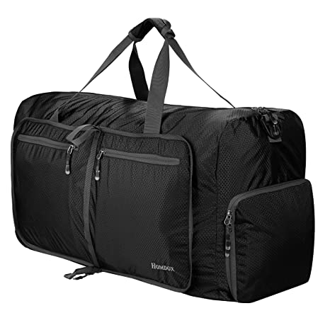 Amazon.com  Homdox 80L Large Duffle Bag for Men Women 64b108577b