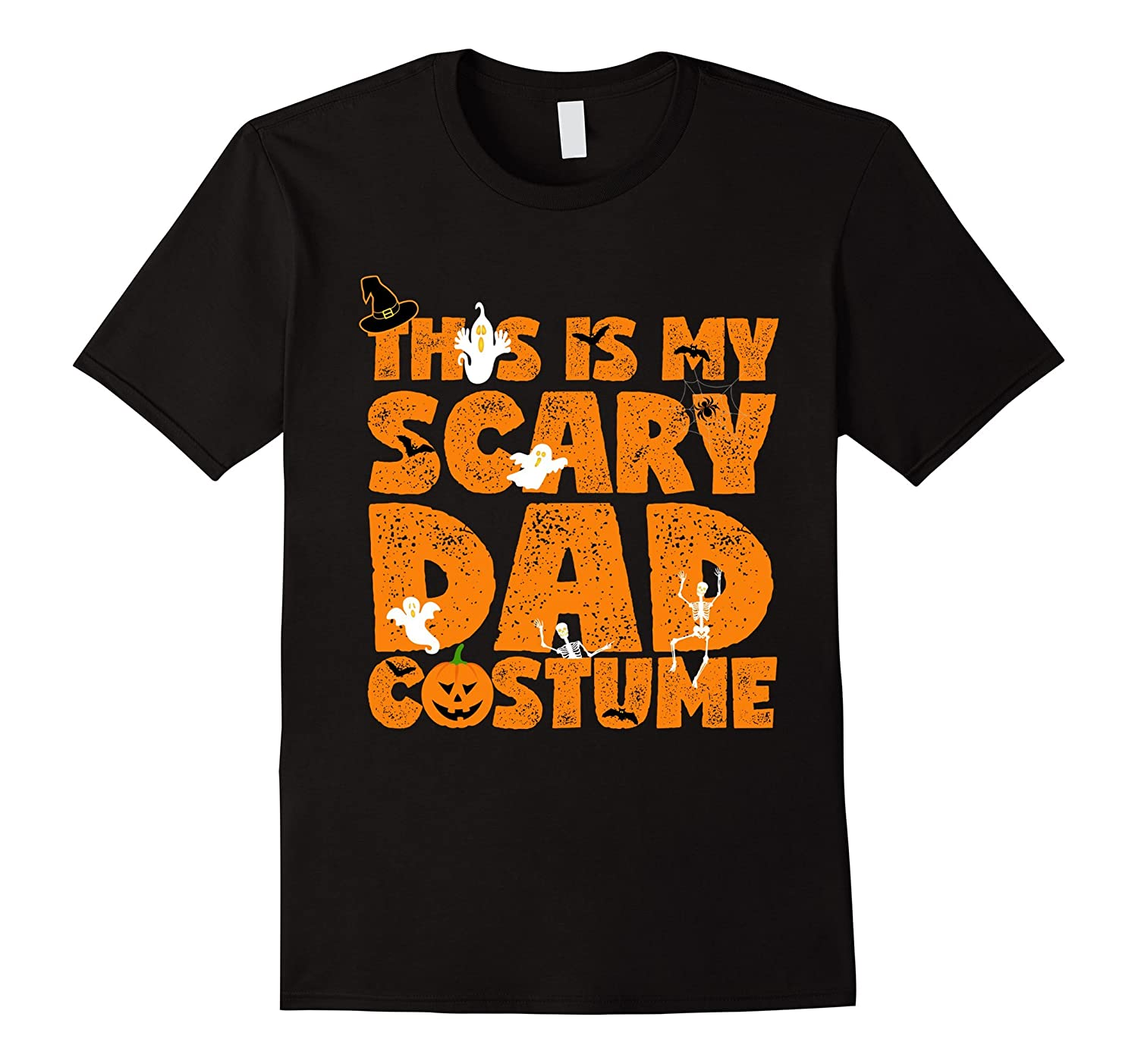 This Is My Scary Dad Costume Tshirt