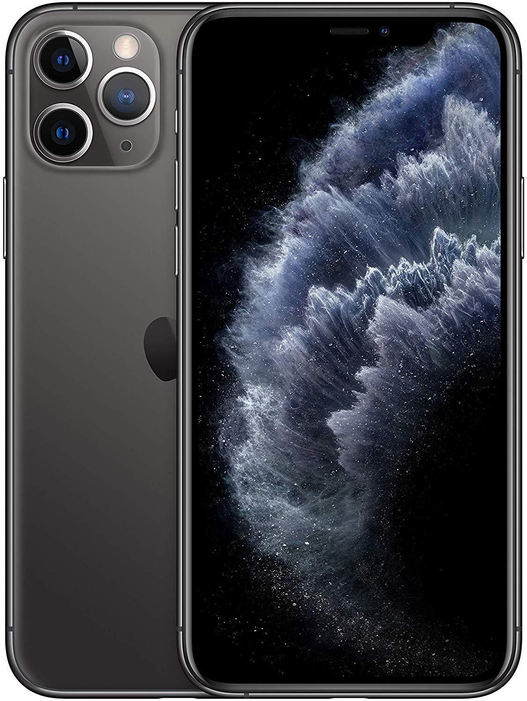Apple iPhone 11 Pro Max 256Go - Gris Sidéral - Débloqué (Reconditionné)