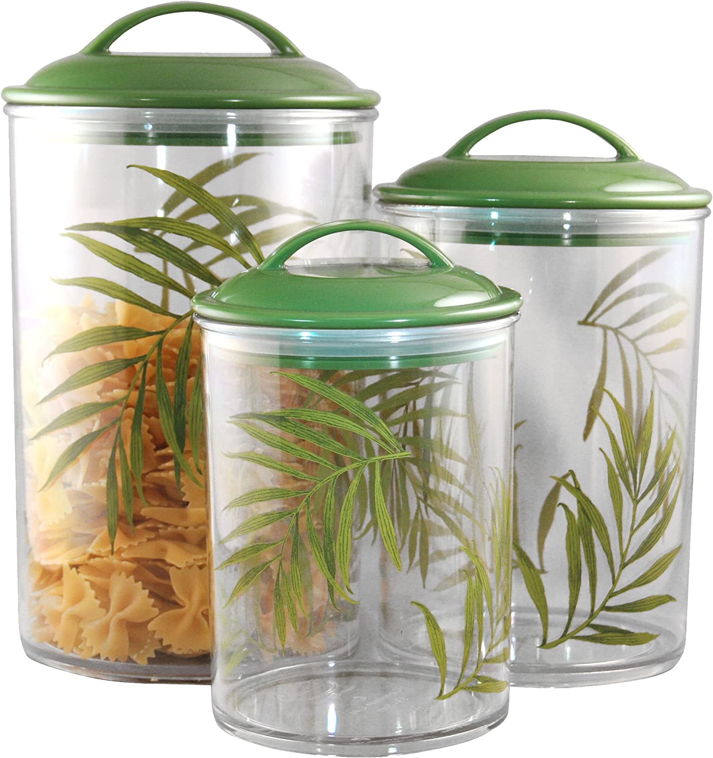 Corelle Coordinates famous by Reston Free shipping anywhere in the nation Lloyd Storage S Acrylic Canisters