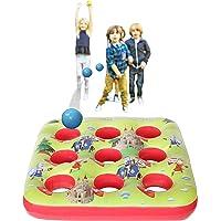 KreativeKraft Target Ball Juego Inflable para niños Fiesta