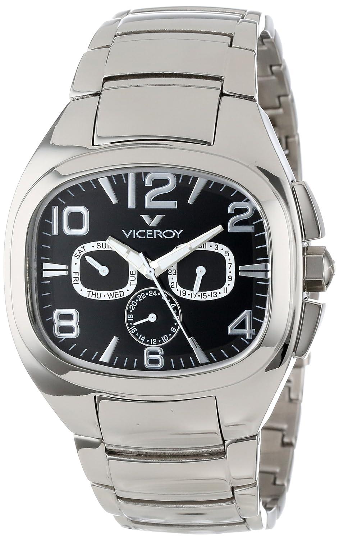 Viceroy 47709-55 - Reloj de Pulsera Hombre, Acero Inoxidable ...