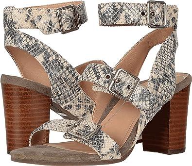 Vionic Carmel Banded Leather Block Heel Sandals 2wFicPffr