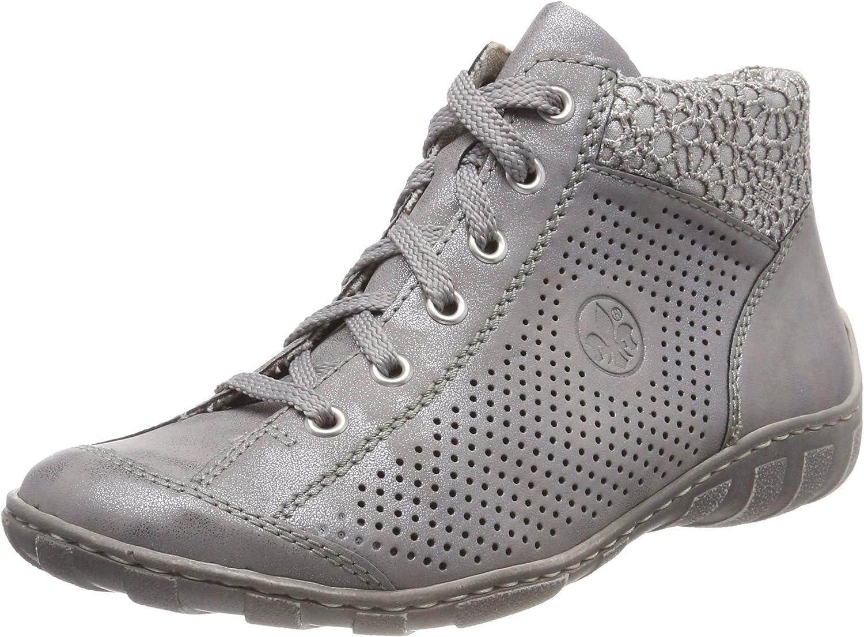 Rieker Damen M3737 Hohe Sneaker: : Schuhe & Handtaschen o8LoZ