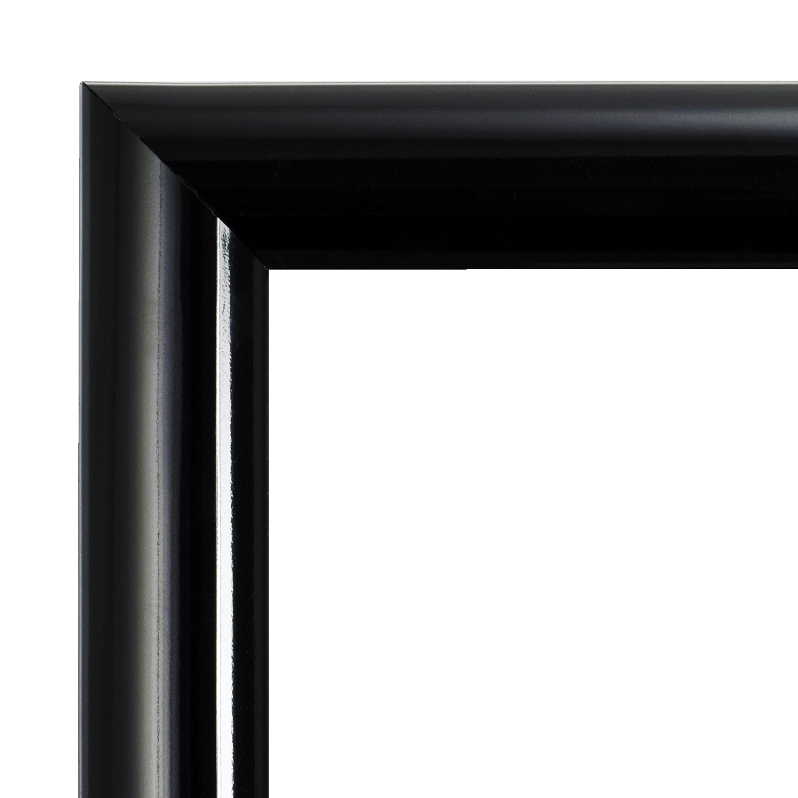 MCS Trendsetter Poster Frame, 22 by 28-Inch, Black (2-Pack) by MCS (Image #3)