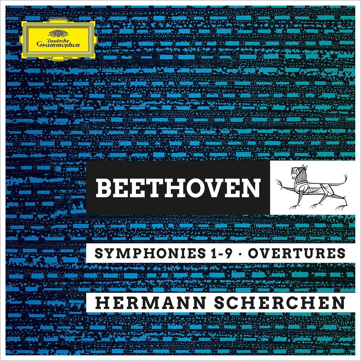 Beethoven Symphonies 1-9, Overtures