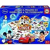 Educa Lince 16585 - Juego de mesa con diseño Disney