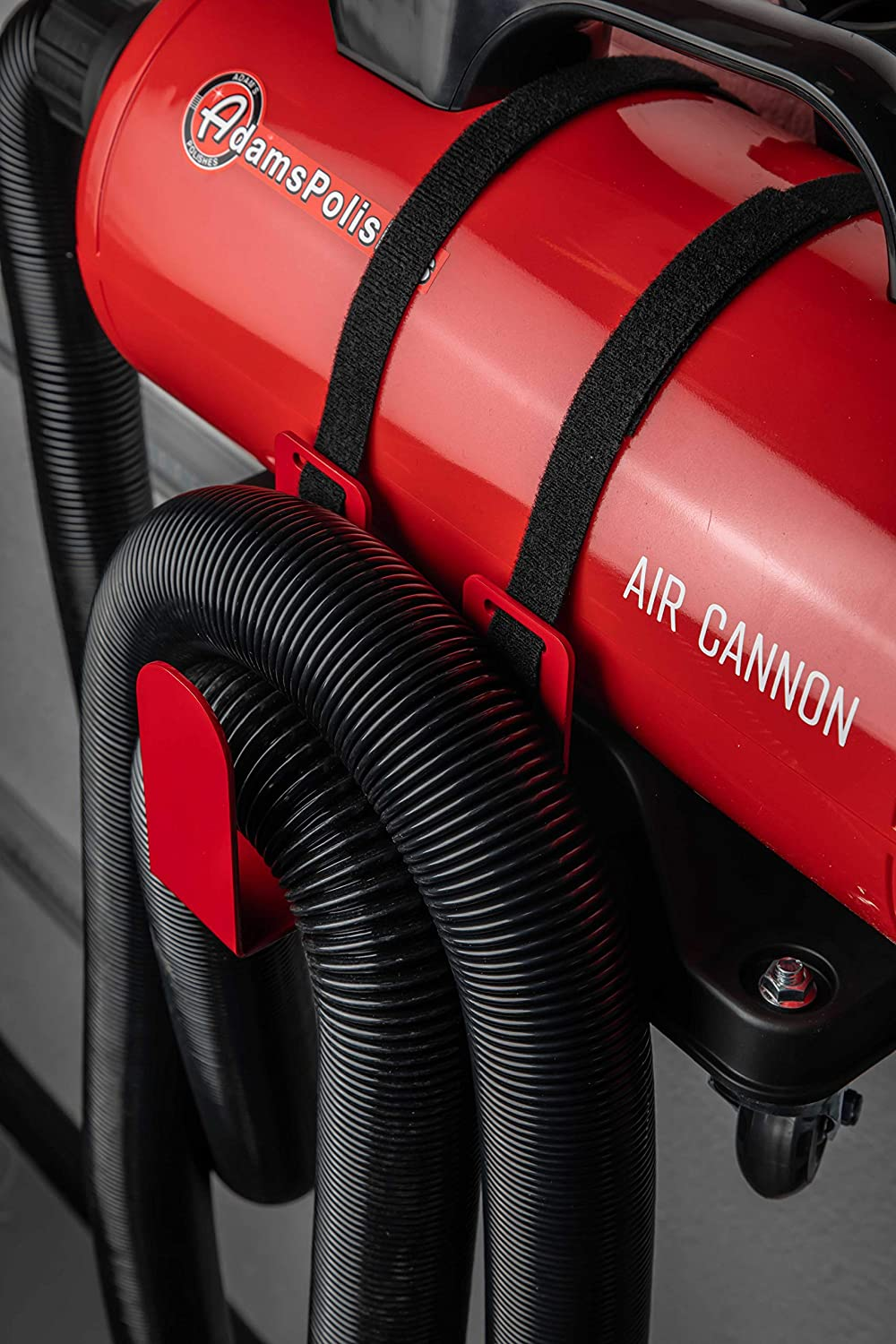 High Powered Vehicle Blower Safely Dries Your Entire Vehicle After ...