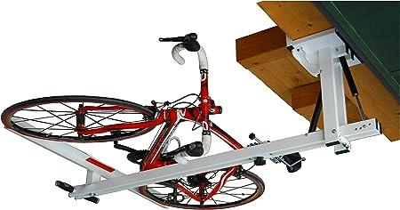 Flat Bike Lift Support De Plafond Pour Velo Pour Garage Amazon Fr Bricolage
