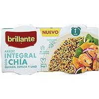 Brillante Arroz Integral Con Chía, Quinoa, Espelta Y