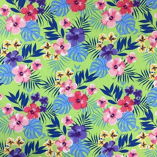 Hawaiian Pattern Blue By Hellohelloaloha Redbubble