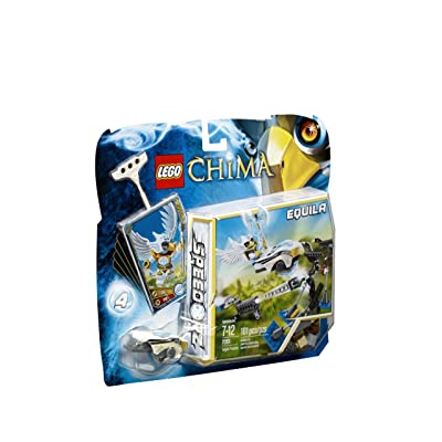 LEGO Chima Target Practice 70101: Toys & Games