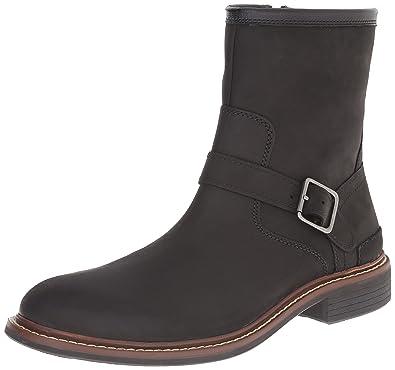 Cole Haan Mens Bryce Zip Winter Boot Black