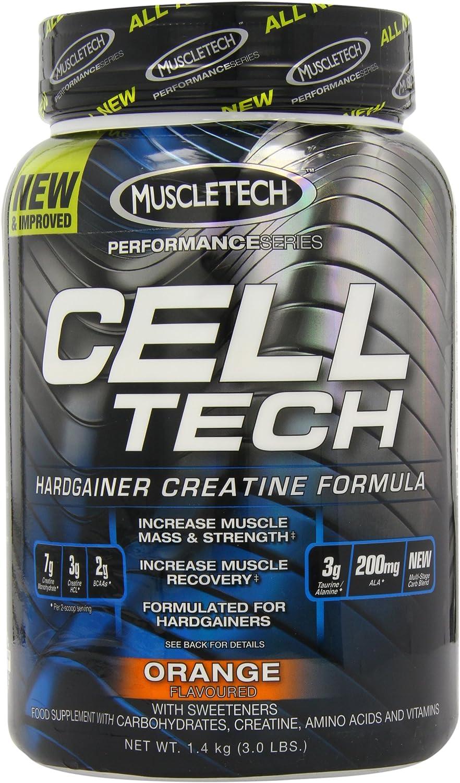 Muscletech Performance Series Cell-Tech Orange - 1400 gr