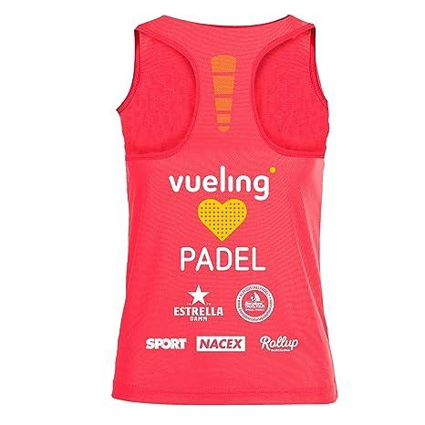Camiseta de Tirantes Joma Vueling Cup Mujer: Amazon.es: Ropa ...