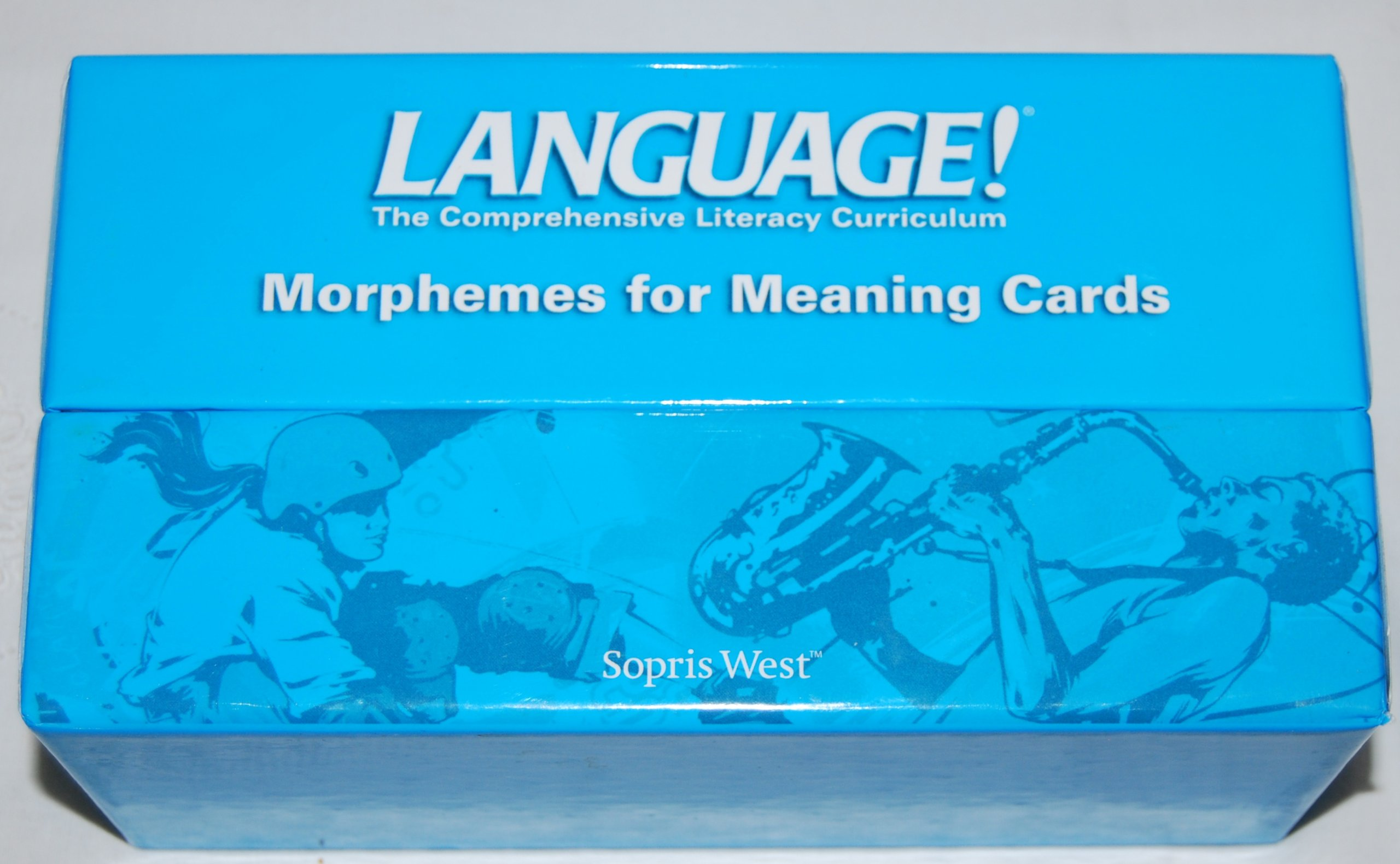 Language! Morphemes for Meaning Cards, Books A-f pdf