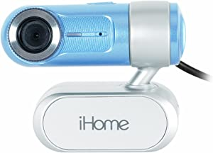 iHome MyLife Notebook Webcam (Blue)