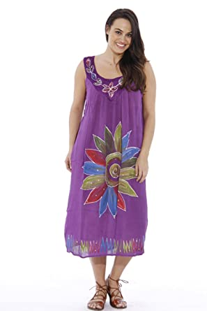3932xx 2 Riviera Sun Plus Size Summer Dresses Swimsuit Cover Up