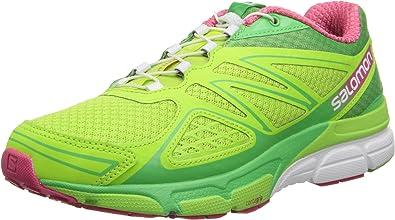 Salomon X-Scream 3D - Zapatillas de Running para Mujer, Color, Talla 45 1/3 EU: Amazon.es: Zapatos y complementos