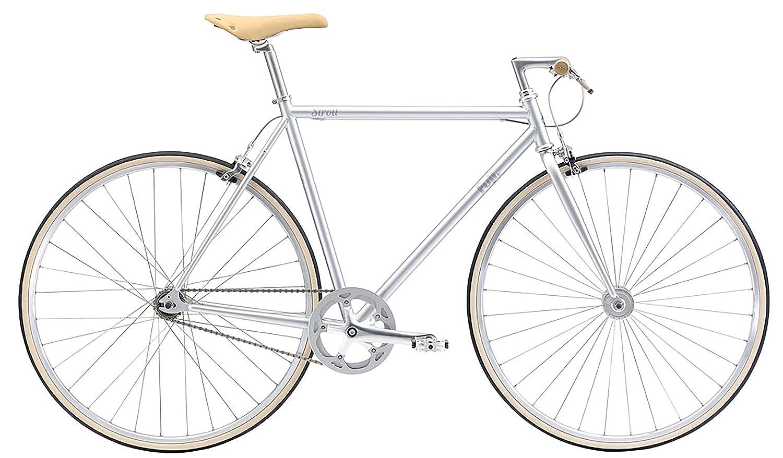 FUJI(フジ) STROLL 43cm シングル SILVER クロスバイク 2018年モデル 18STRLSV SILVER 43cm B075SZGKNS