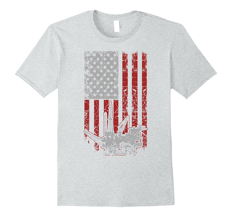 da7fd13c Oilfield American Flag Oil Worker Oilfield American Flag Oil Worker ...