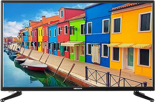 Medion E13216 - Televisor (80 cm (31,5 pulgadas) (sintonizador HD triple, DVB-T2 HD, CI+): Amazon.es: Electrónica