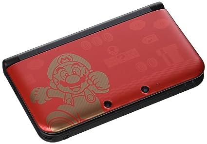 Amazon Com Nintendo 3ds Xl New Super Mario Bros 2 Limited Edition