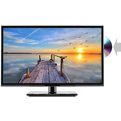 14c41e5d6ad HKC 24C2NBD  60 cm (24 Pulgadas) Televisor LED con Reproductor de DVD (