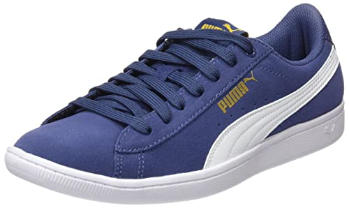 Puma Women s Vikky Low-Top Sneakers  Amazon.co.uk  Shoes   Bags 476c61ca7