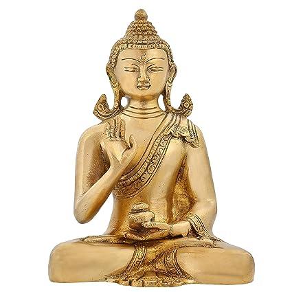 Buy Buddha Statue Tibetan Buddhism Symbol Medicine Buddha 6 Inch