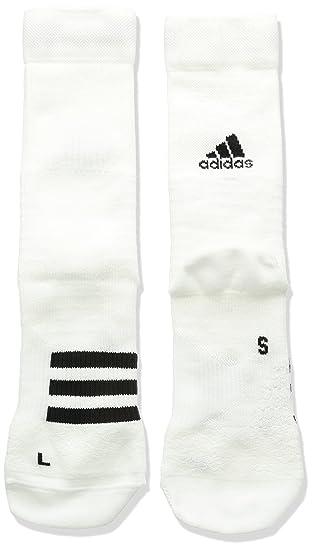 Adidas Ten Idcrew1Pp Calcetines de Tenis, Hombre, Blanco/Negro, 40/42: Amazon.es: Deportes y aire libre