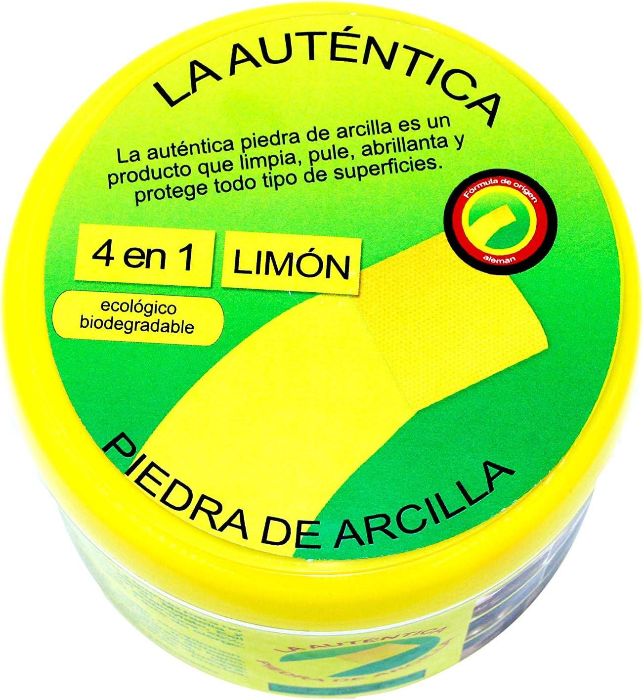 La Autentica Piedra de Arcilla Blanca Ecológica y Biodegradable - 1/2 Kg