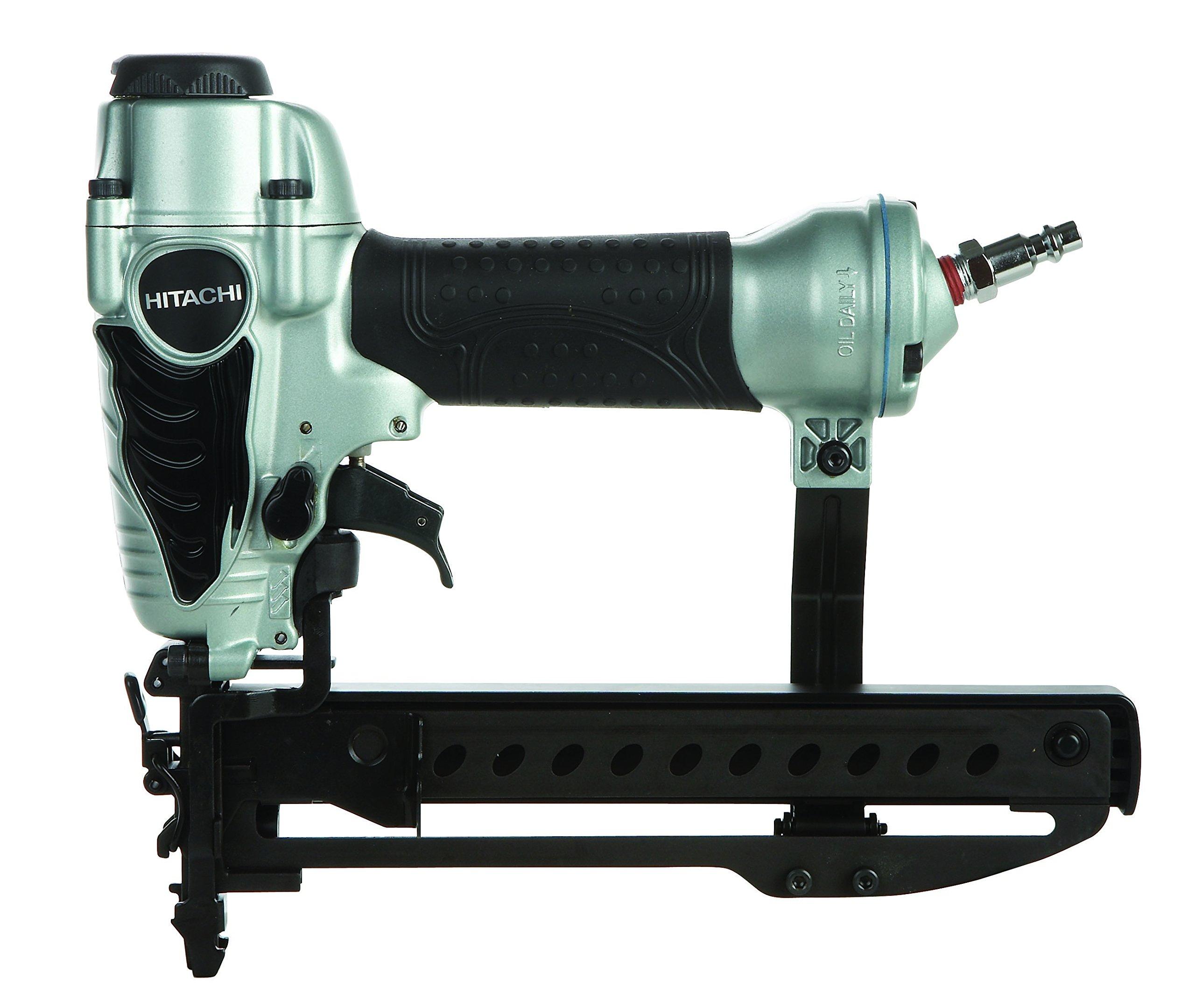 Best Rated In Power Staplers Helpful Customer Reviews Hitachi C10 Wiring Diagram N3804ab3 1 4 Narrow Crown Stapler 18 Gauge Inch