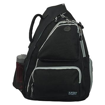 Heavy Duty Sling Backpack Student Laptop Bookbag Cross Shoulder Daypack Messenger Bag