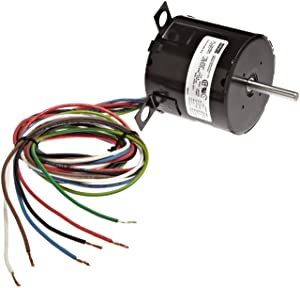 "Fasco D1189 3.3"" Frame Totally Enclosed Shaded Pole OEM Replacement Motor with Ball Bearing, 1/20HP, 1550rpm, 115/208-230V, 60Hz, 1.4-0.76 amps"