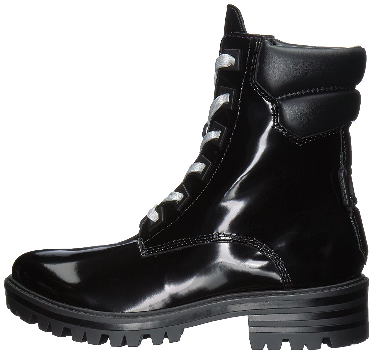 KENDALL + Boot KYLIE Women's East Combat Boot + B0718ZJC5H 7.5 B(M) US|Black 45aa59